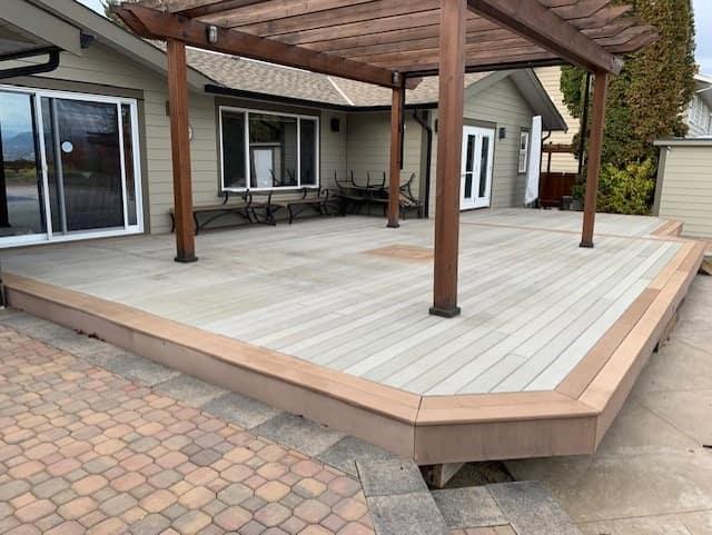 outdoor deck construction penticton